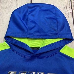 Nike Shirts & Tops - Nike Therma-Fit Hoodie Boys Kids Size M